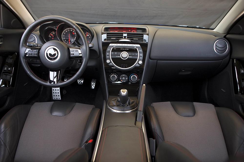 2004 mazda rx8 interior. the 2004 mazda rx8 interior