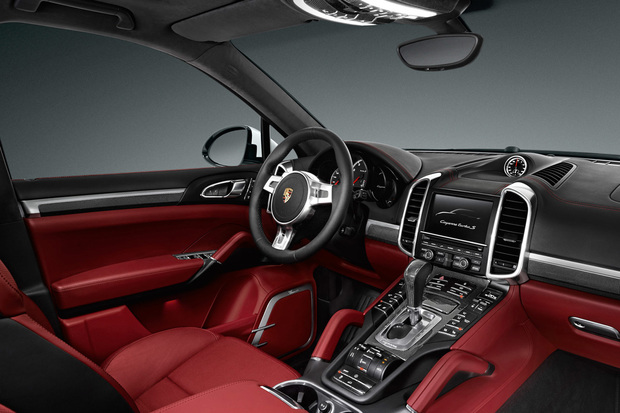 2013 Porsche Cayenne Gts Delivers Mule Kickin Style For 128 000 Loaded Da Luxe