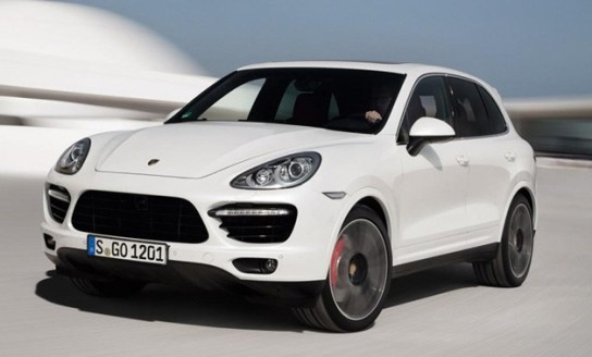 The 2013 Porsche Cayenne GTS packs a ballsy punch.