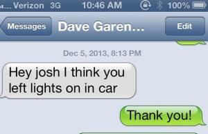 Text David