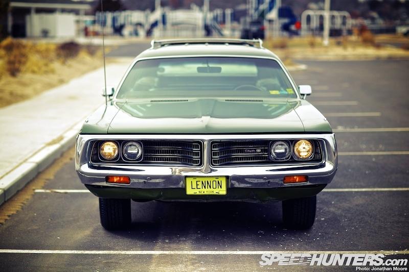 John_Lennon_Chrysler Station Wagon '72