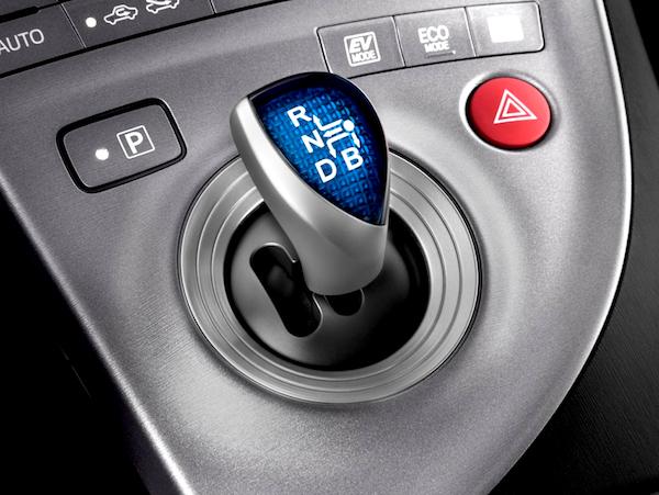 Prius shift