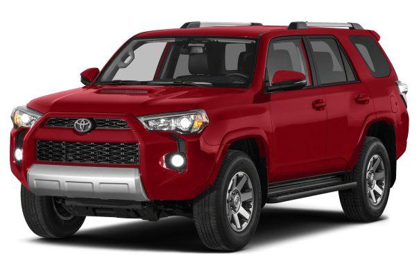 2015 Toyota 4-runner BODY