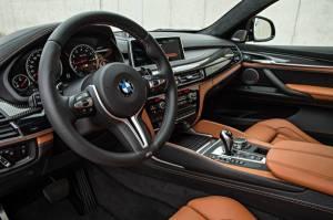 bmw-x6-m- -interior