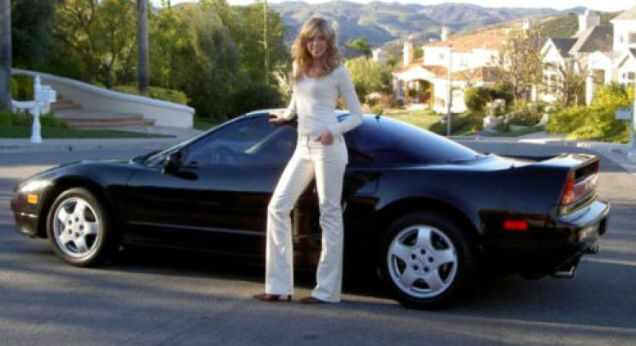 TrumpOwned Acura NSX For Sale On EBay Da Luxe - 1992 acura nsx for sale