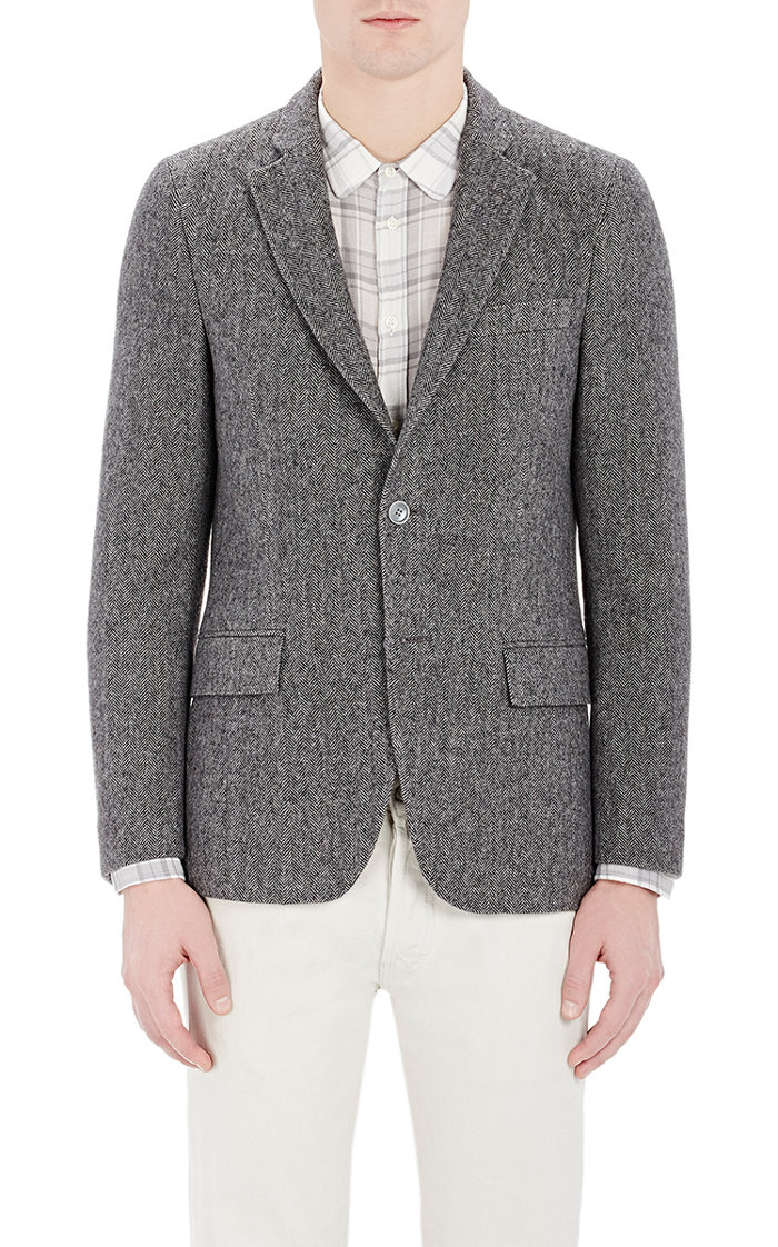 officine-generale-herringbone-two-button-sportcoat