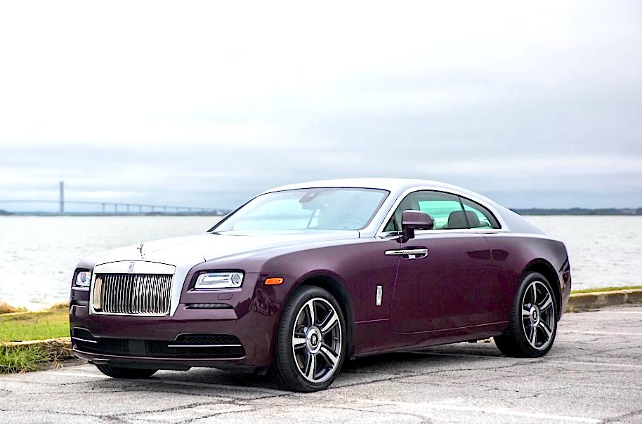 Test Drive – The 2016 Rolls Royce Wraith – Da luxe