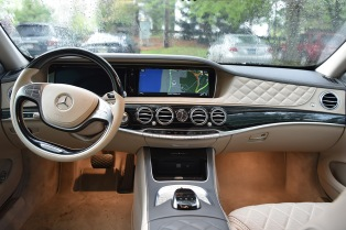 2017 Maybach Dashboard