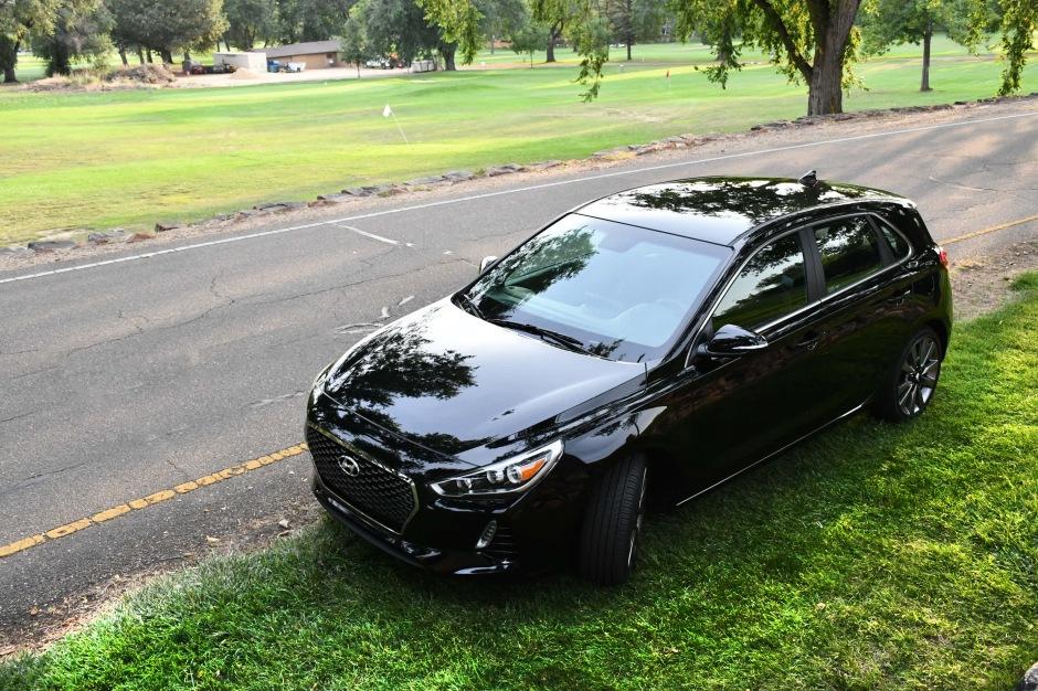 2018 Hyundai Elantra FROM ABOVE 2