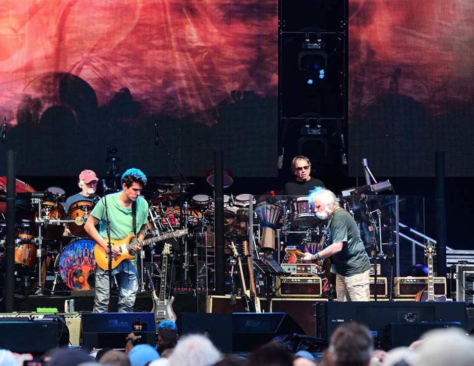 DEAD AND CO Full band 3
