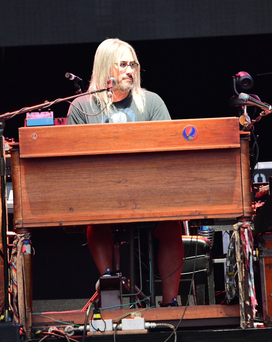 Keyboard Jeff Chimenti 2