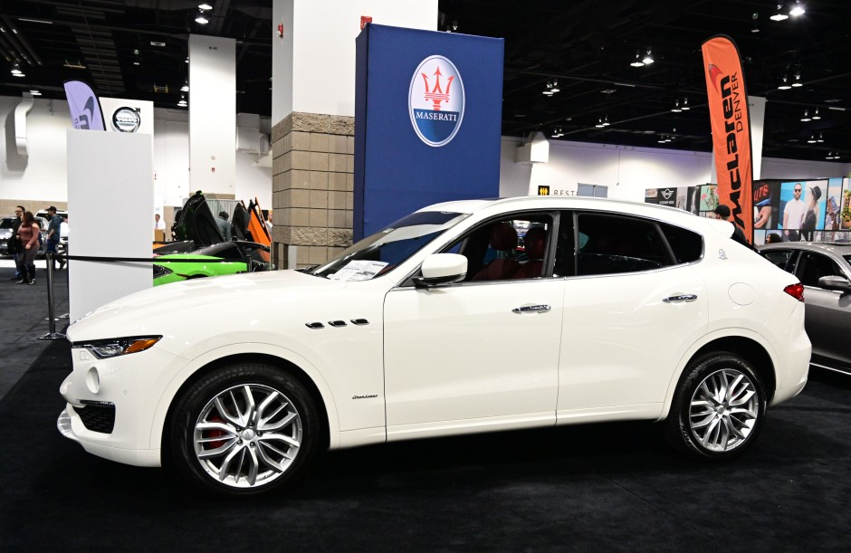 2019 Maserati Avante
