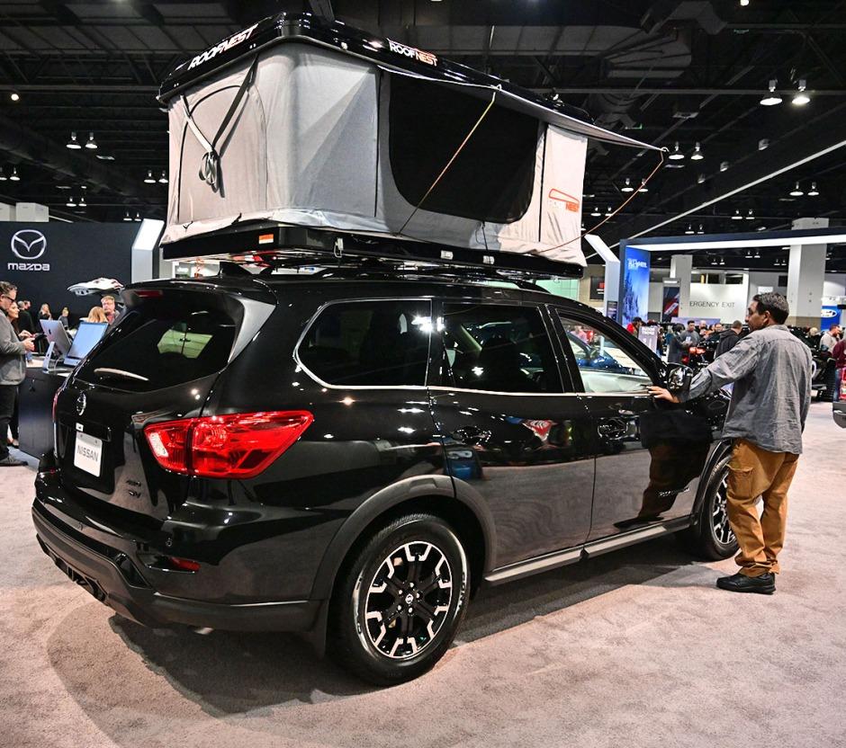 2019 Nissan Roofnest