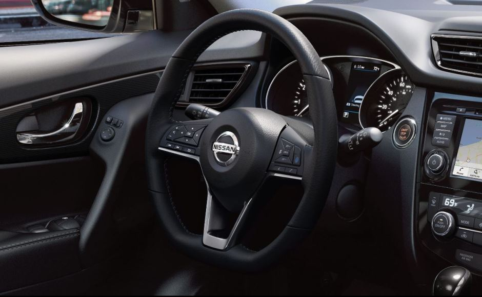 Steering wheel NISSAN ROGUE